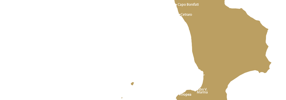 Capo Bonifati, la rotta da Tropea a Capo Bonifati di Yacht Rent