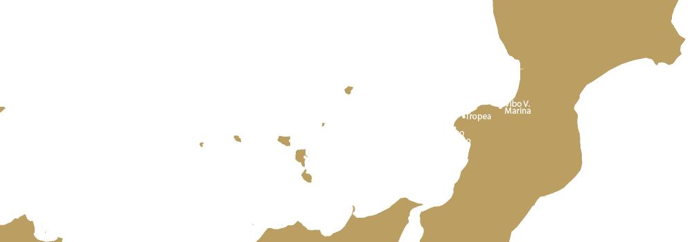 Rotta da Tropea a Capo Vaticano con Yacht Rent