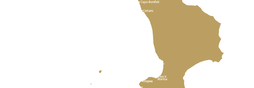 Cetraro, la Rotta di Yacht Rent partendo da Tropea
