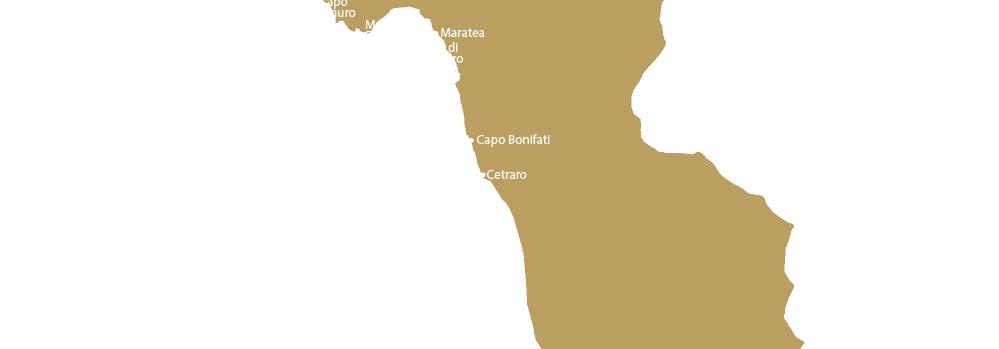 Golfo di Policastro, la rotta di yacht Rent da Tropea