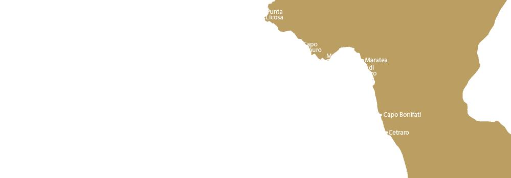 Punta Licosa, la rotta di Yacht Rent da Tropea