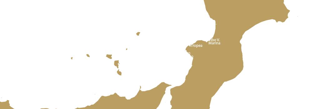 Milazzo, la rotta di Yacht Rent partendo da Tropea