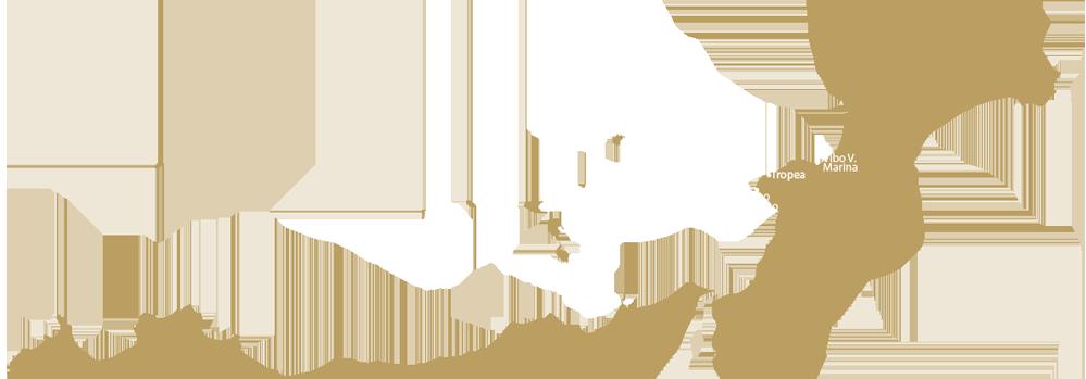 Panarea, la rotta da Tropea con Yacht Rent