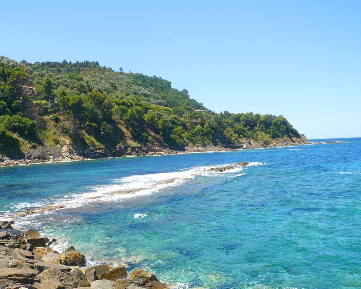 Punta Licosa e il Sentiero delle Sirene